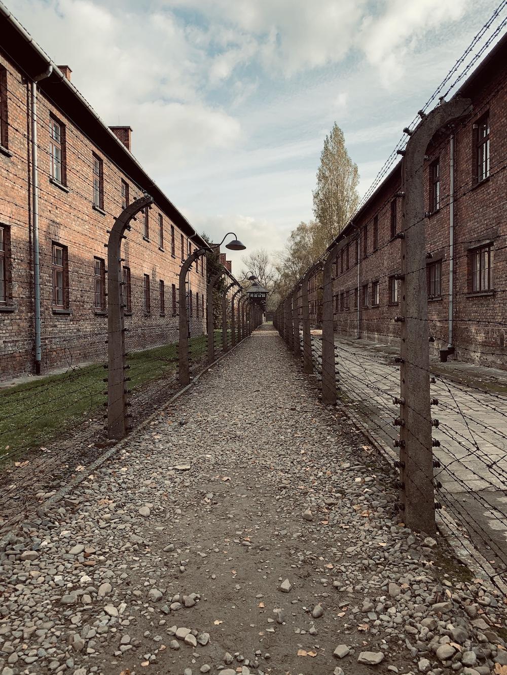 krakau polen Auschwitz-Birkenau