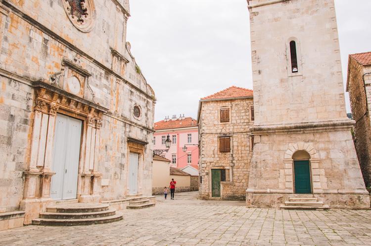 kroatie Hvar StariGrad