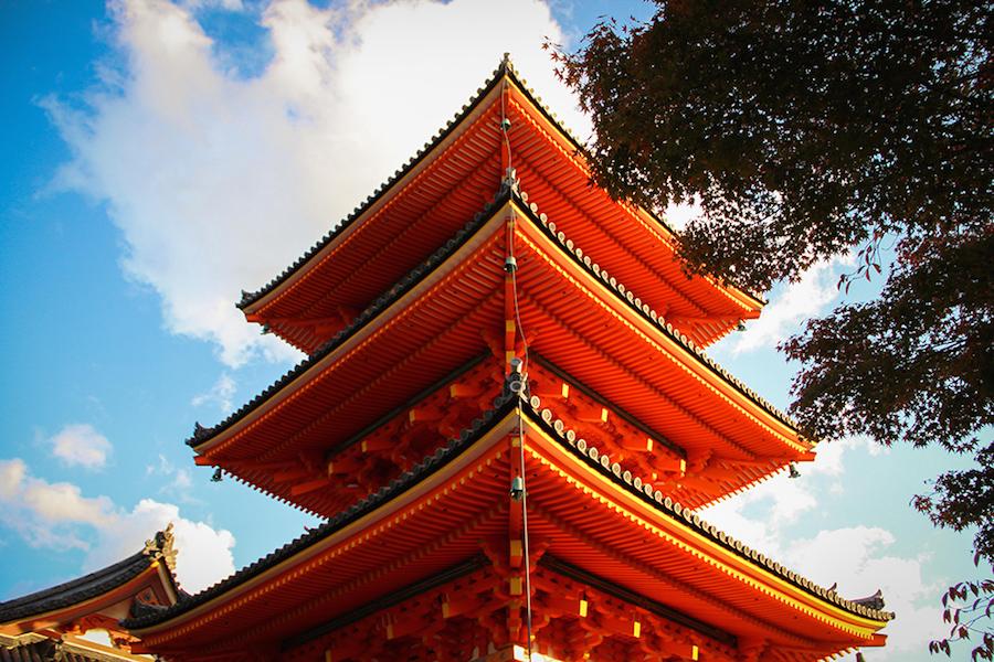 kyoto tempel japan tips