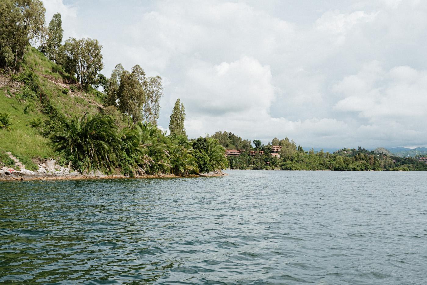 lake kivu vakantie rwanda