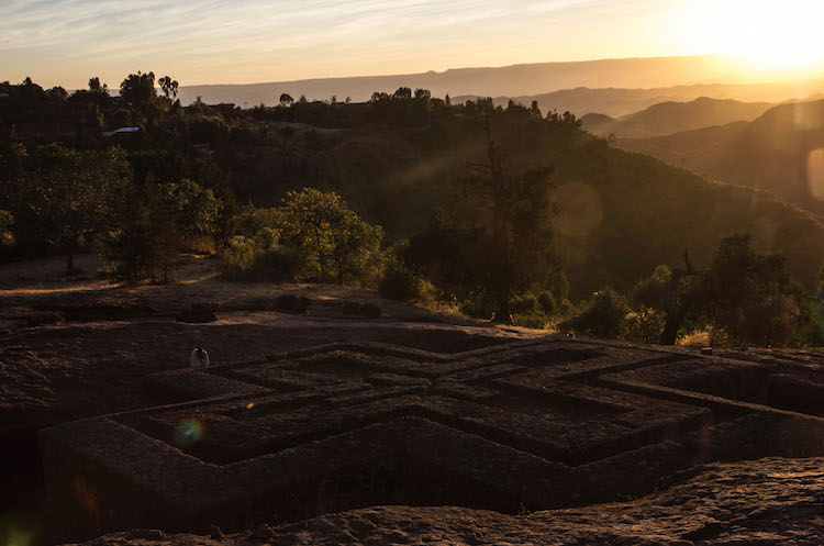 lalibela op reis naar ethiopie reizen