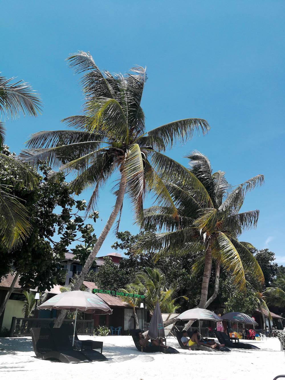 langkawi maleisie stranden cenang