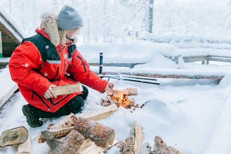 lapland travel reis sneeuw