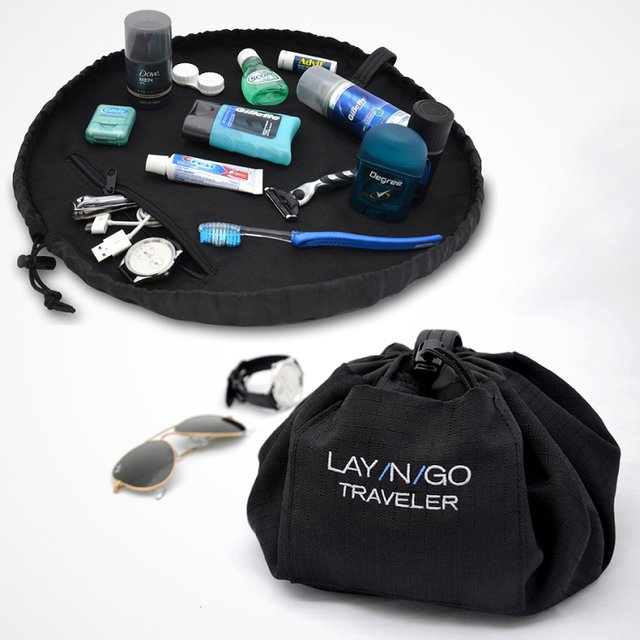 Lay-n-go traveller