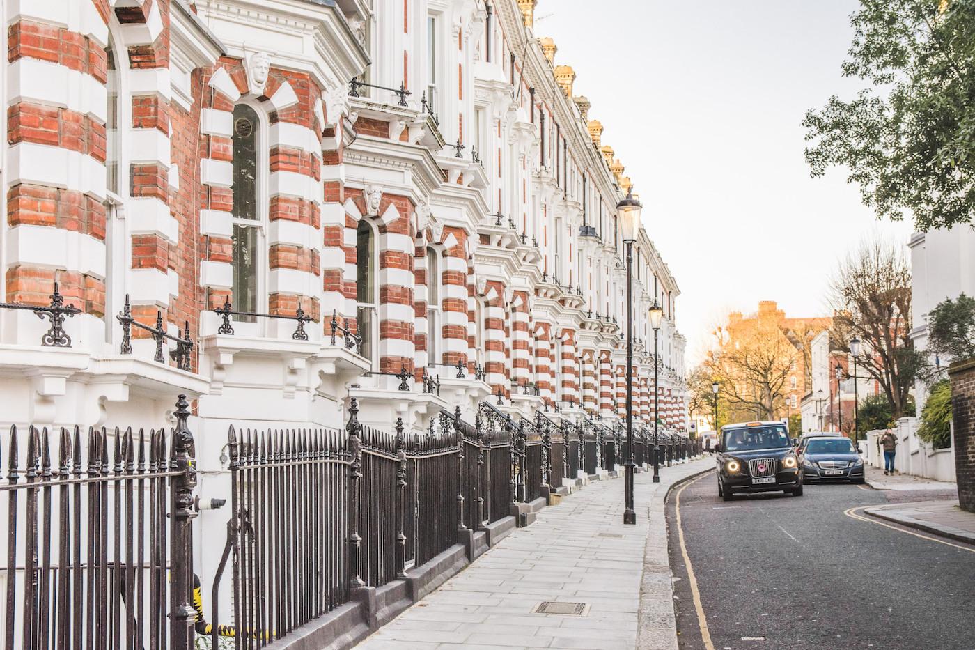 leuke wijken Londen tips