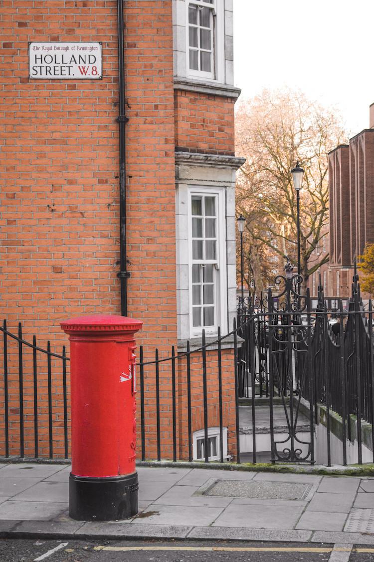 leuke wijken in Londen
