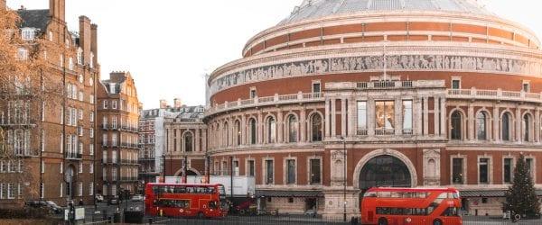 leuke wijken londen Royal Albert Hall