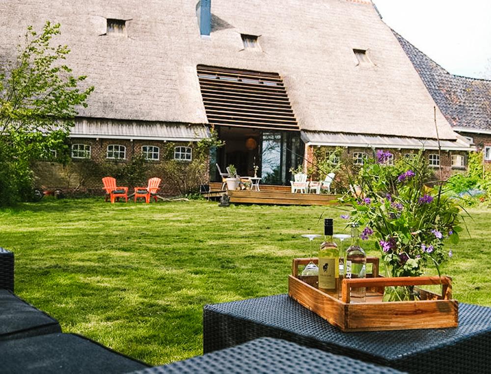 leukste B&B Friesland in Jannum