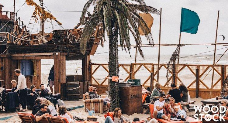 leukste strandtenten nederland woodstock