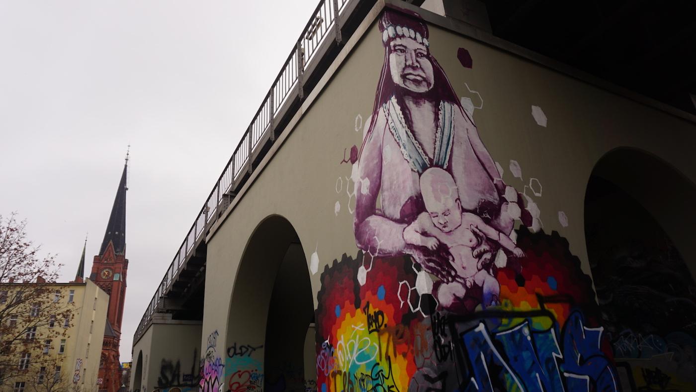 leukste wijken berlijn streetart