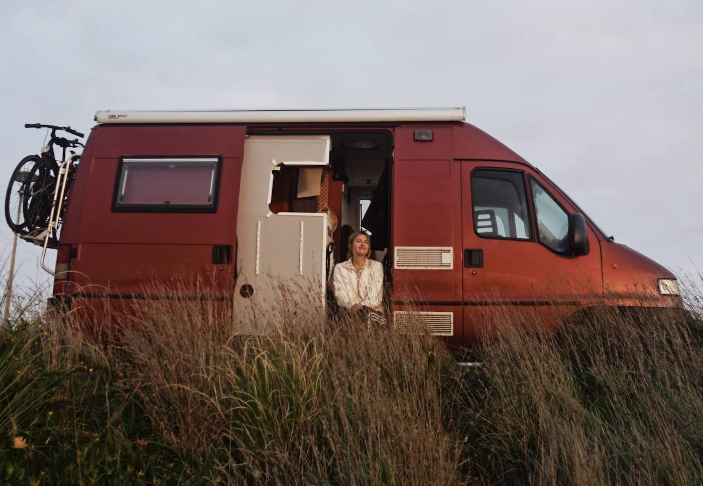 leven in een camper