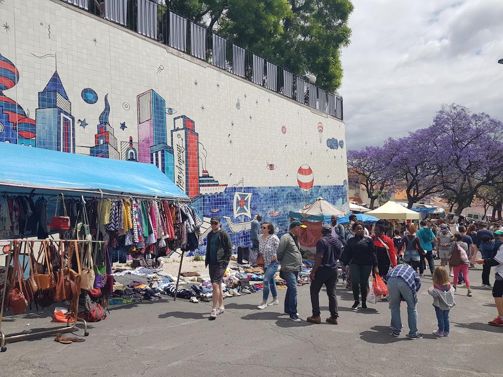 lissabon highlights Dievenmarkt