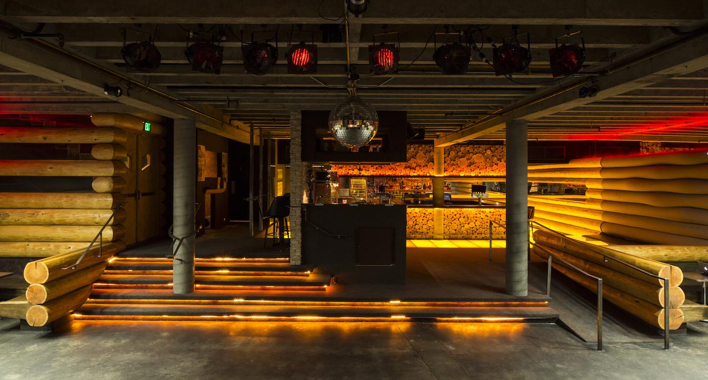 live music Portland doug fir lounge