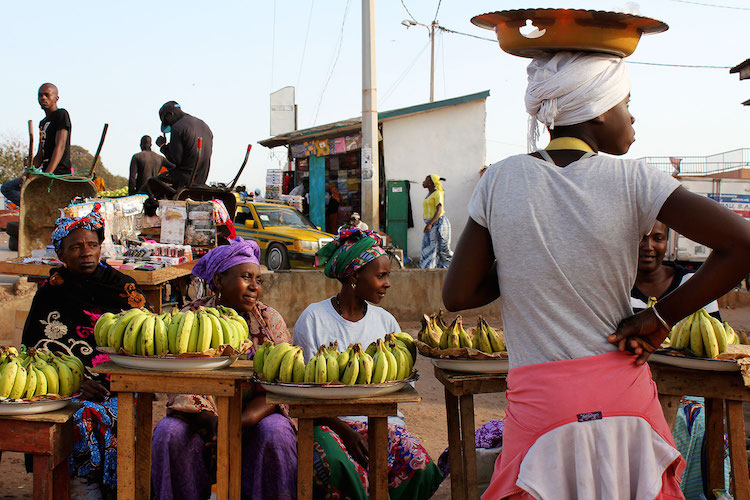 locals fotografie gambia veilig