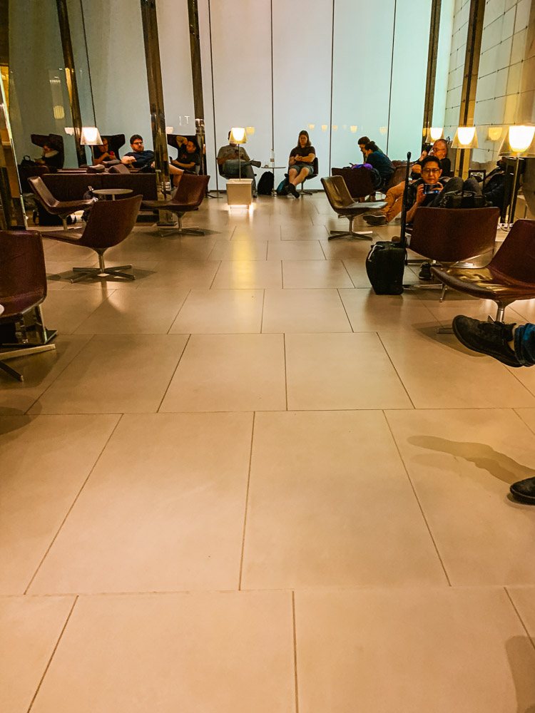 luchthaven lounge in doha_