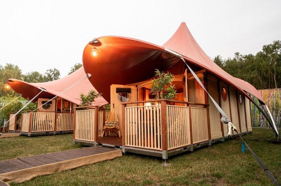 luxe vakantiehuis Dreamer Suite Eibergen