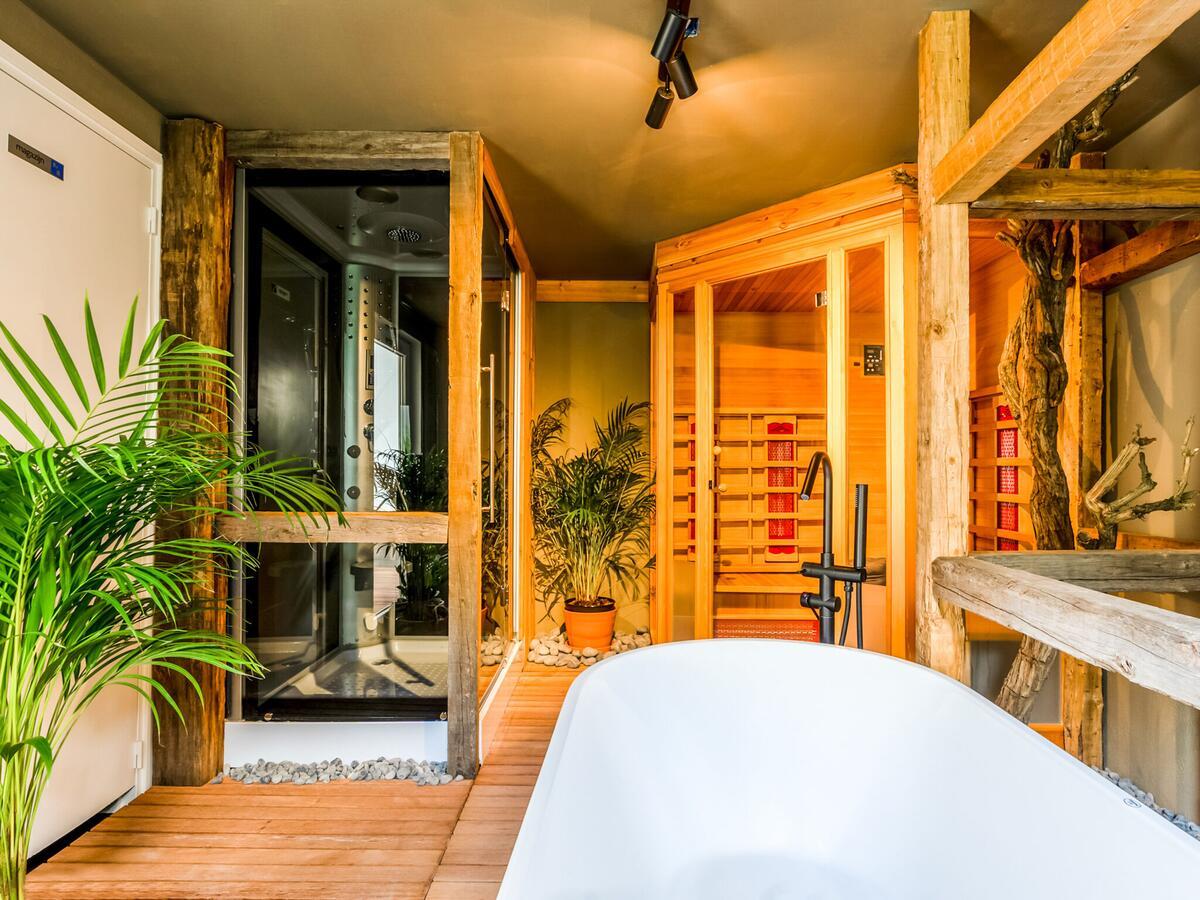 luxe vakantiehuis Lavish