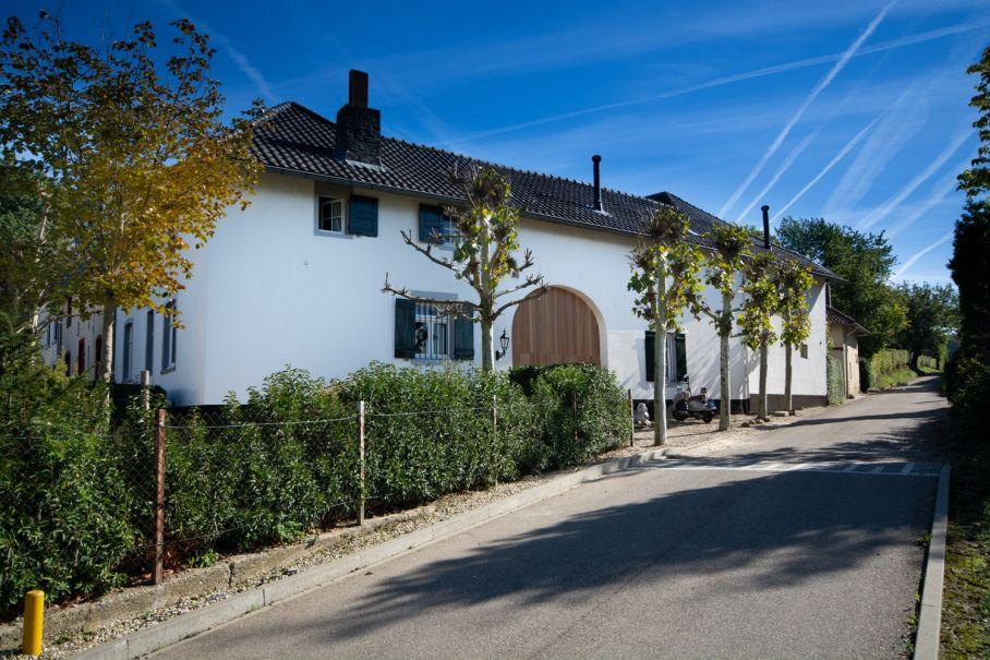 luxe vakantiehuis nederland Valkenburg buiten