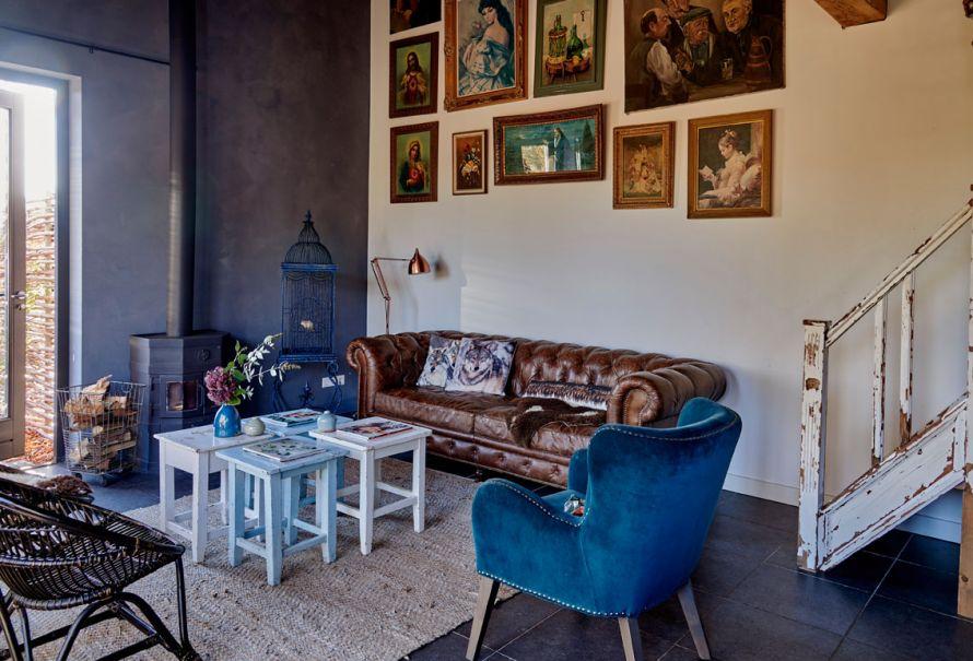 luxe vakantiehuisje nederland Interieur Sevenum