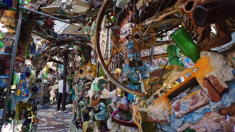 magic gardens in philadelphia tips