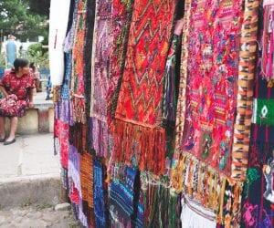 markt guatemala Chichicastenango chichi