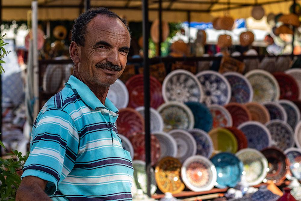 markt in djerba Houmt Souk