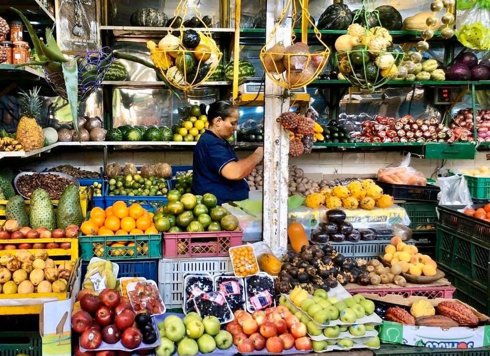 medellin markt colombia