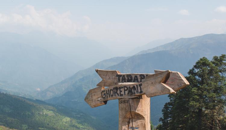 meenemen naar Nepal paklijst