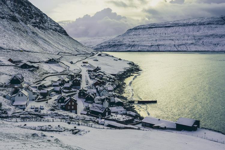 meer Faroer Eilanden vakantie