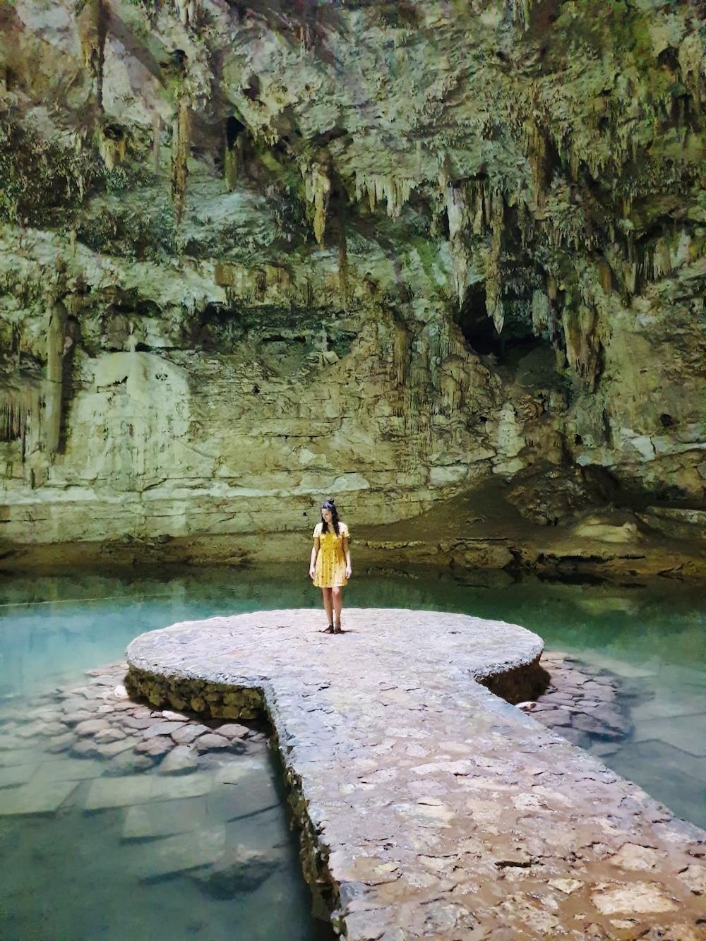 mexico 2 weken Cenote Suytun