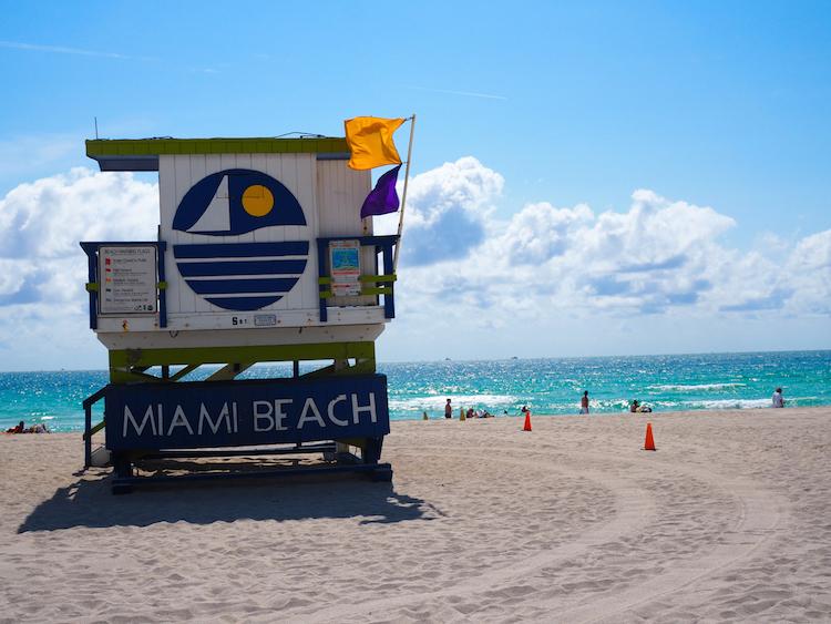 Vakantie Miami december