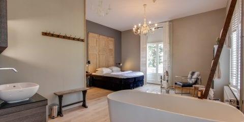 mooie hotels nederland villa ruimzicht