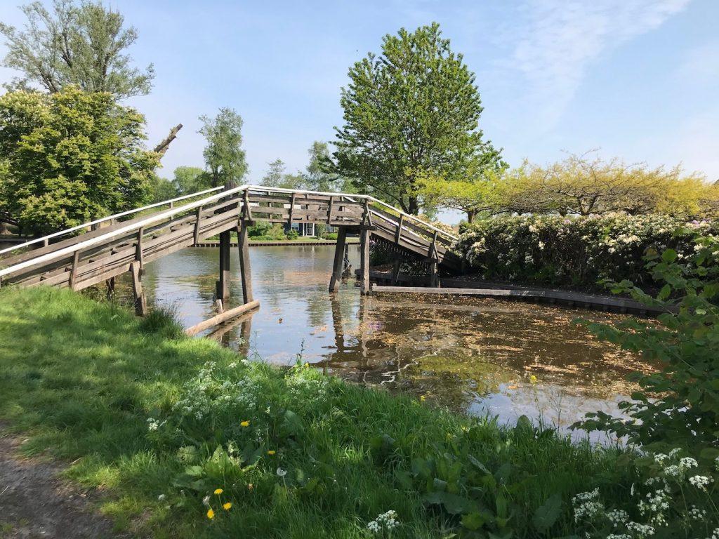 mooie plekken nederland Giethoorn doorkijkje