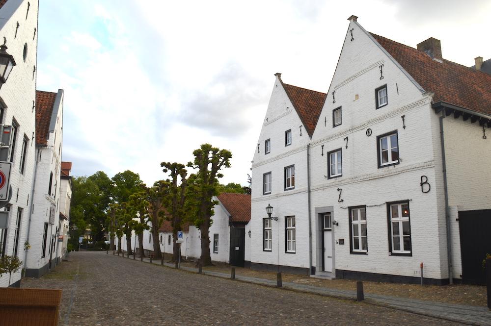 mooiste plekken in nederland Witte stadje thorn