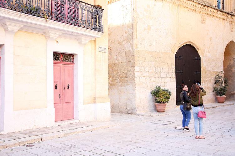mooiste plekken malta Mdina