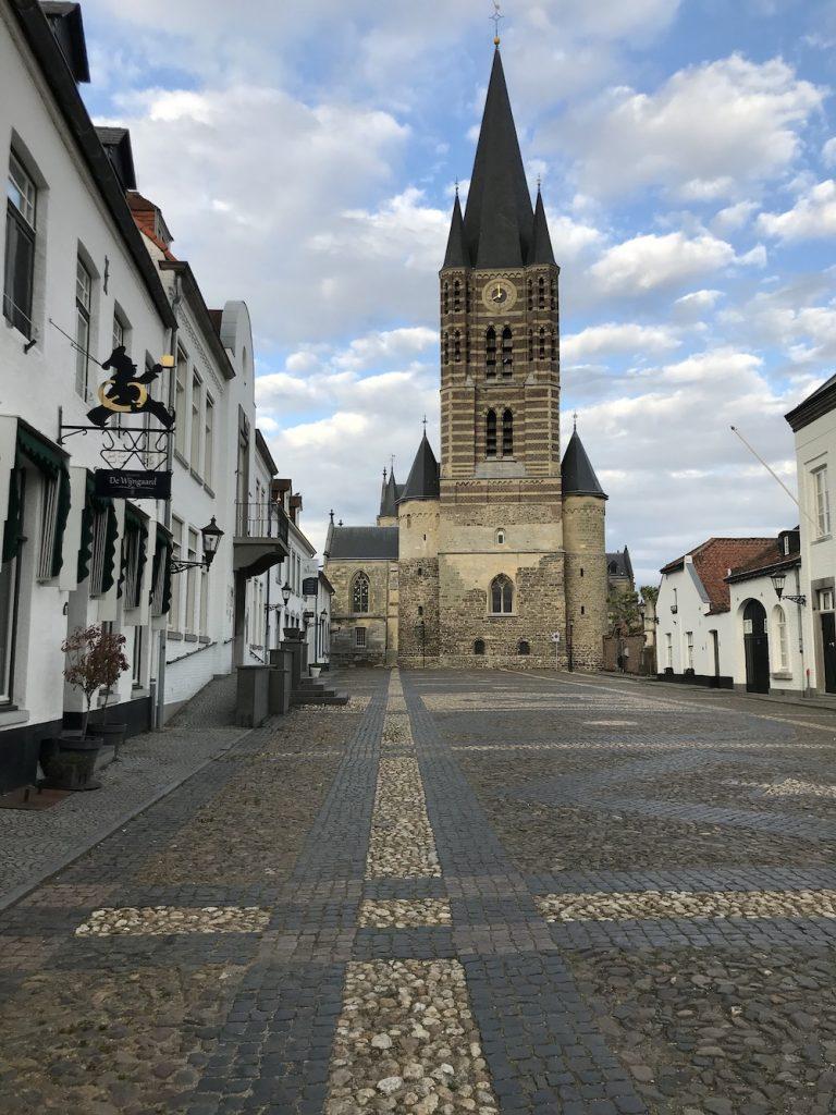 mooiste plekken nederland Abdijkerk in Thorn