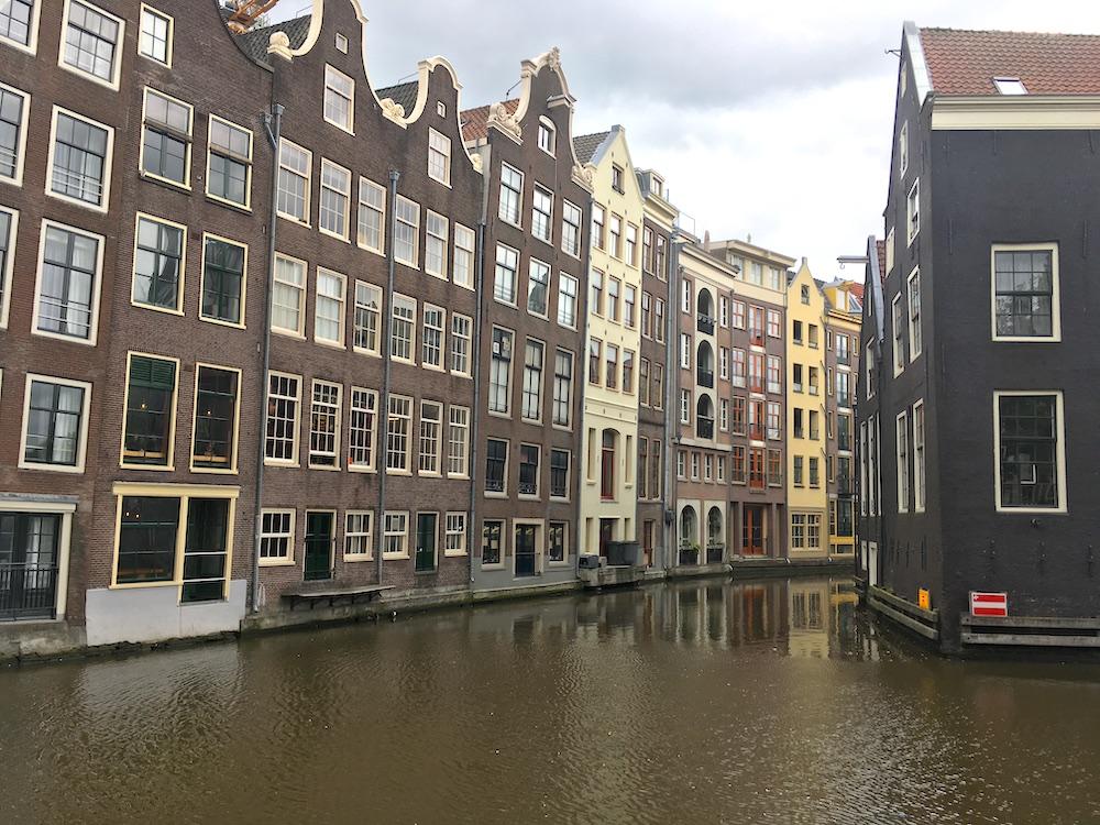 mooiste plekken nederland Grachtenpanden Amsterdam