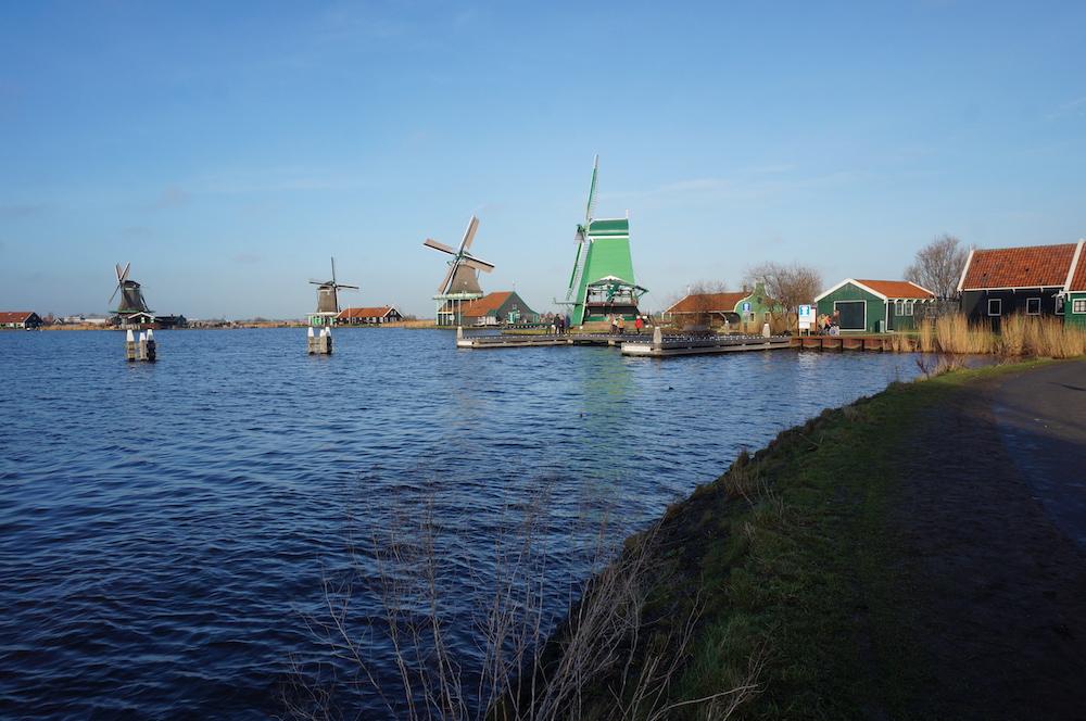 mooiste plekken nederland zaanse schans