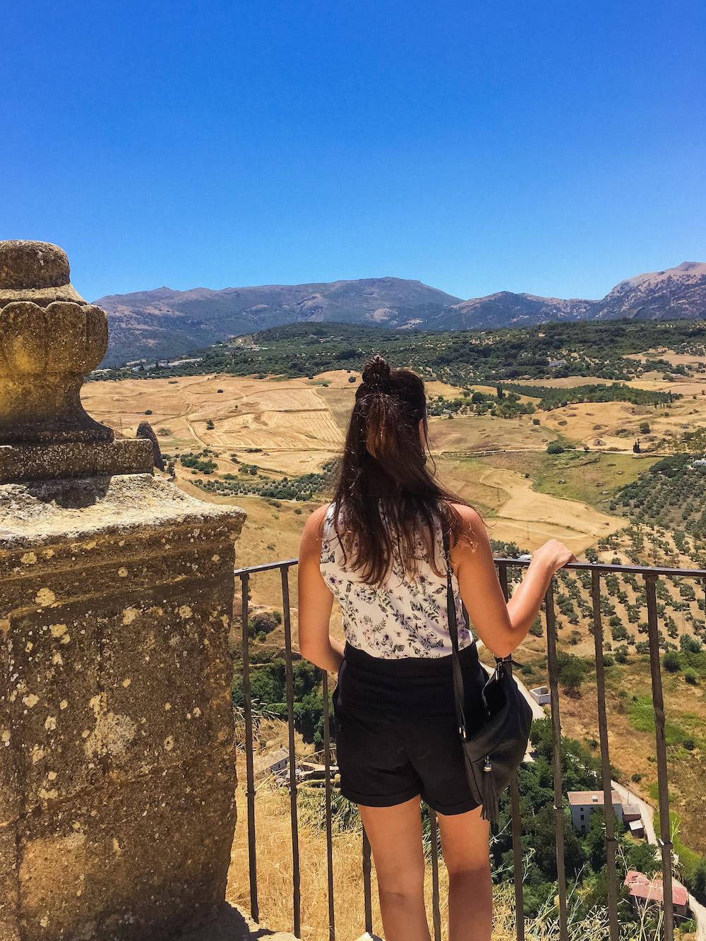 mooiste steden andalusie ronda