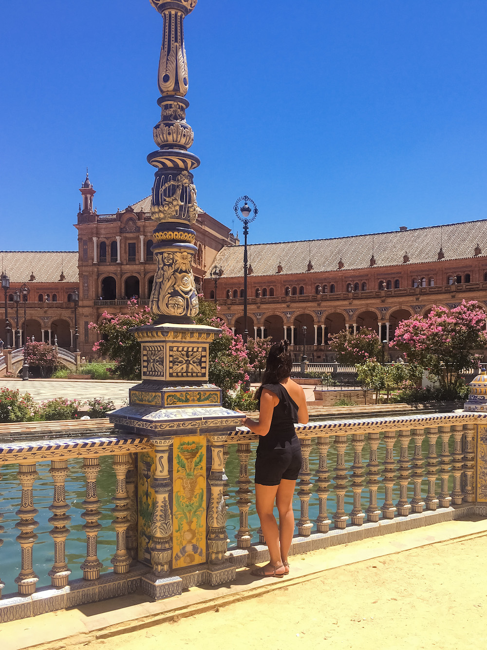 mooiste steden andalusie sevilla