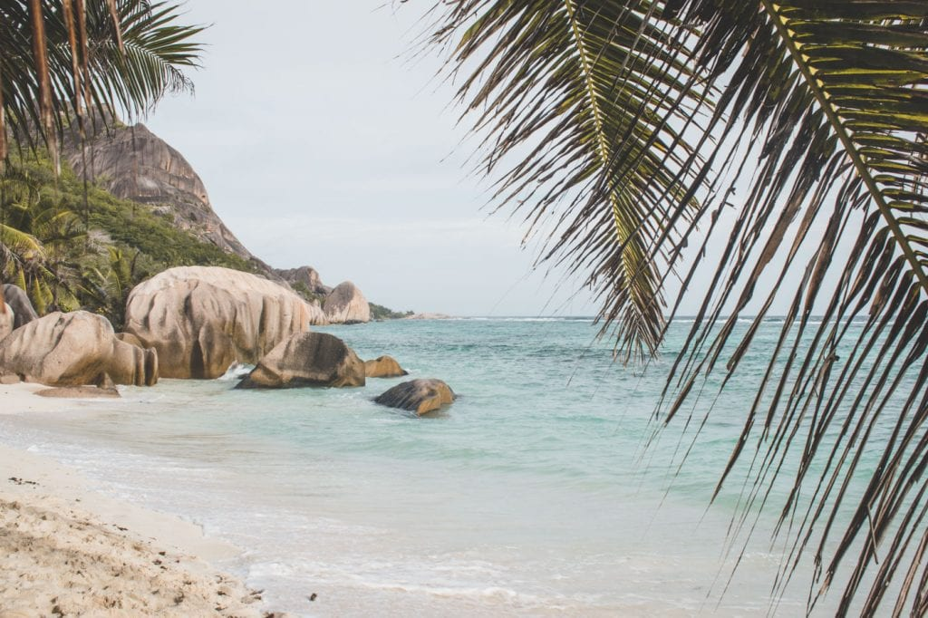 mooiste stranden la digue
