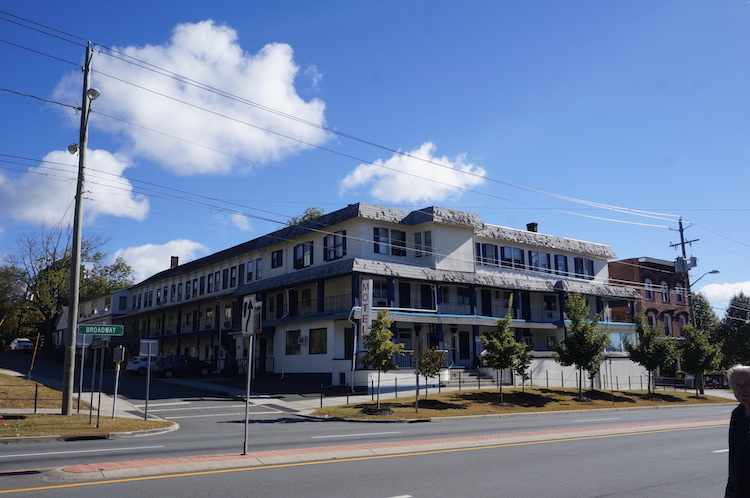 motel niagara falls new york reis