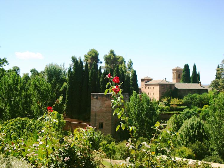 muren Alhambra bezoeken
