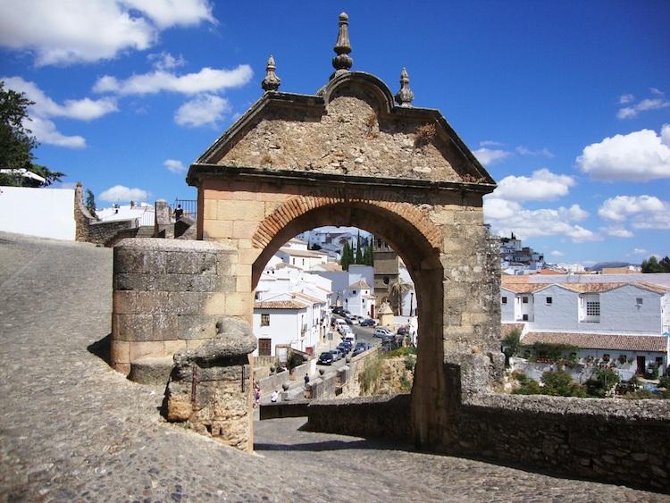naar de banos arab citytrip Ronda Andalusie