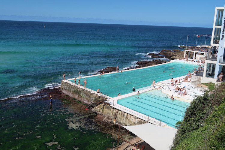 natural pool australie alleen backpacken