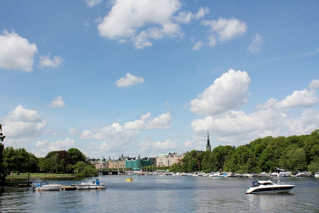 natuur stockholm zweden