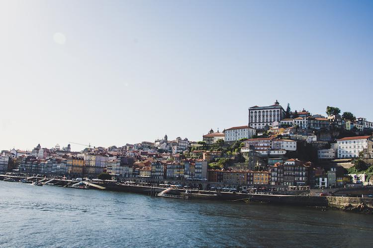 noord portugal Porto stad