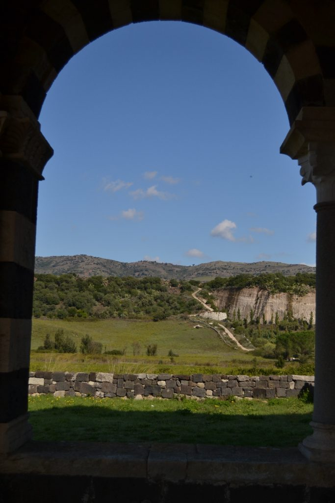 noord sardinie tips Basilica di Saccargia