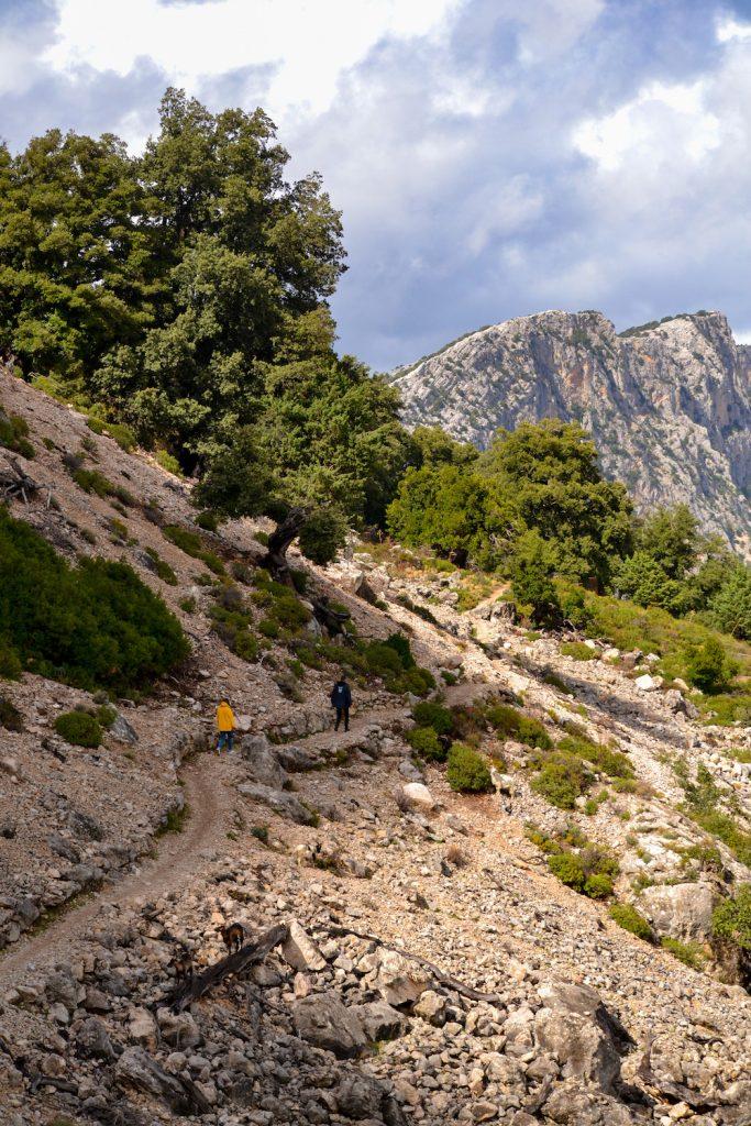 noord sardinie tips hike Gola di Gorropu