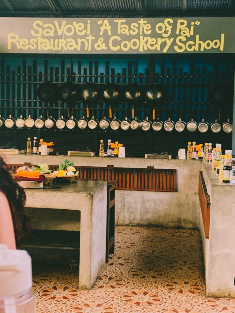 noord thailand kookcursus